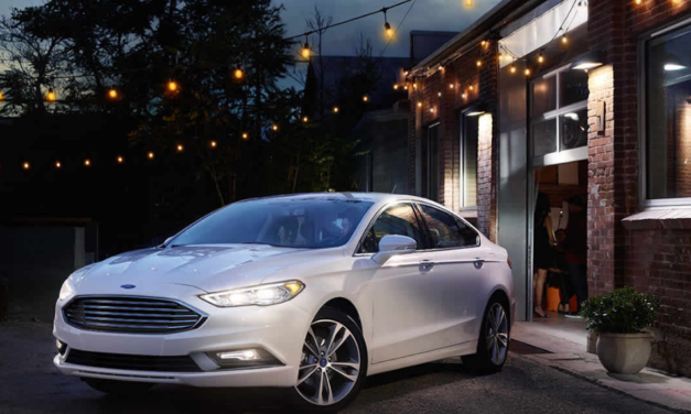 How The 2017 Ford Fusion Differs From The 2016 Model