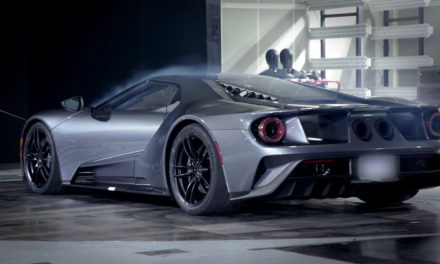 Insights on the 2017 Ford GT