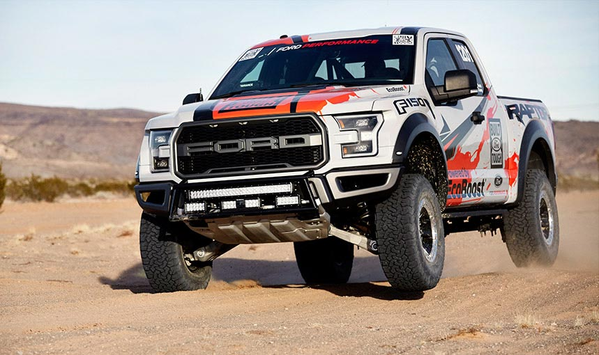 Got Torque? Check Out How The 2017 Raptor Out-Torques The Most Recent GT